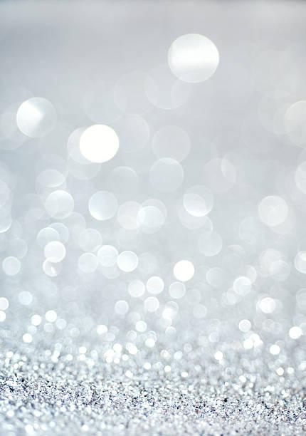 silver brokat tle - new year zdjęcia i obrazy z banku zdjęć