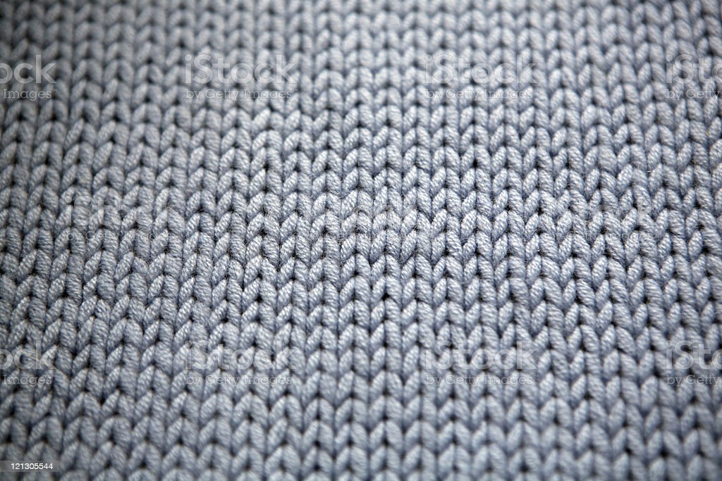 silver knitwear royalty-free stock photo