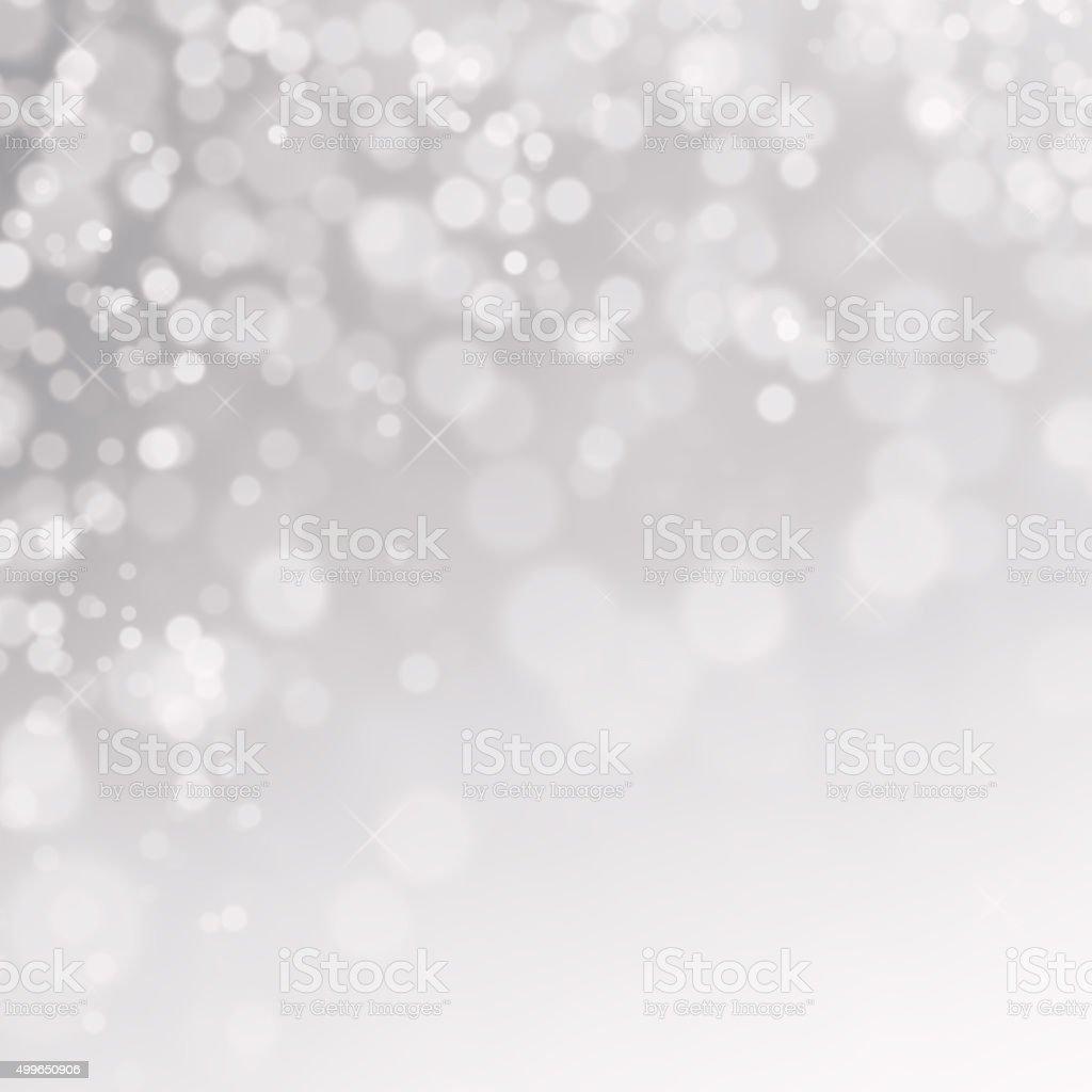 silver light background stock photo
