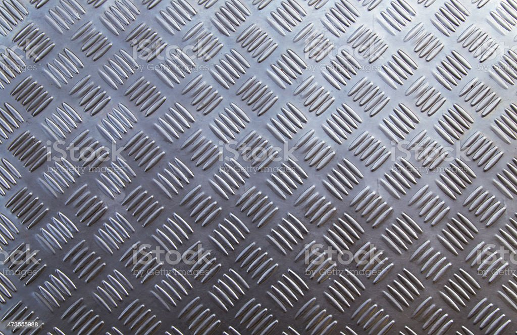 silver metal Background stock photo