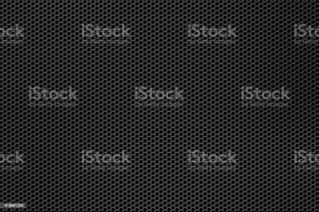 Silver Metal Mesh stock photo