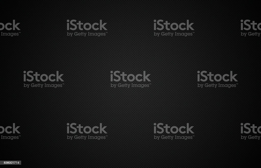 Silver metal mesh with round hole - foto stock