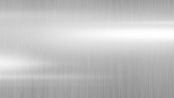 Silver metal texture background design Silver metal texture background design metal stock pictures, royalty-free photos & images