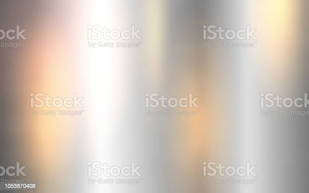 Zilveren Metalen Oppervlak Glanzende Metalen Plaat Stockfoto en meer beelden van Abstract