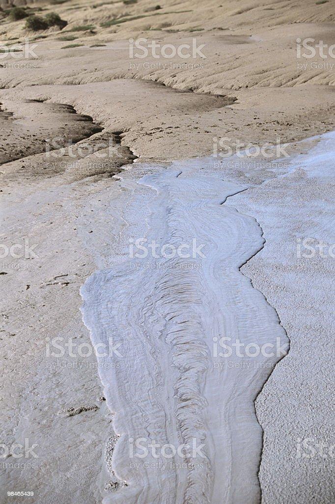 silver muddy volcano royalty-free stock photo