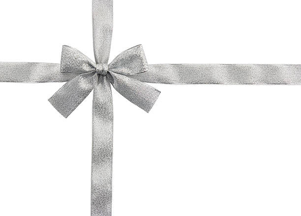 Royalty Free Silver Bow Pictures, Images and Stock Photos ...  Royalty Free Si...