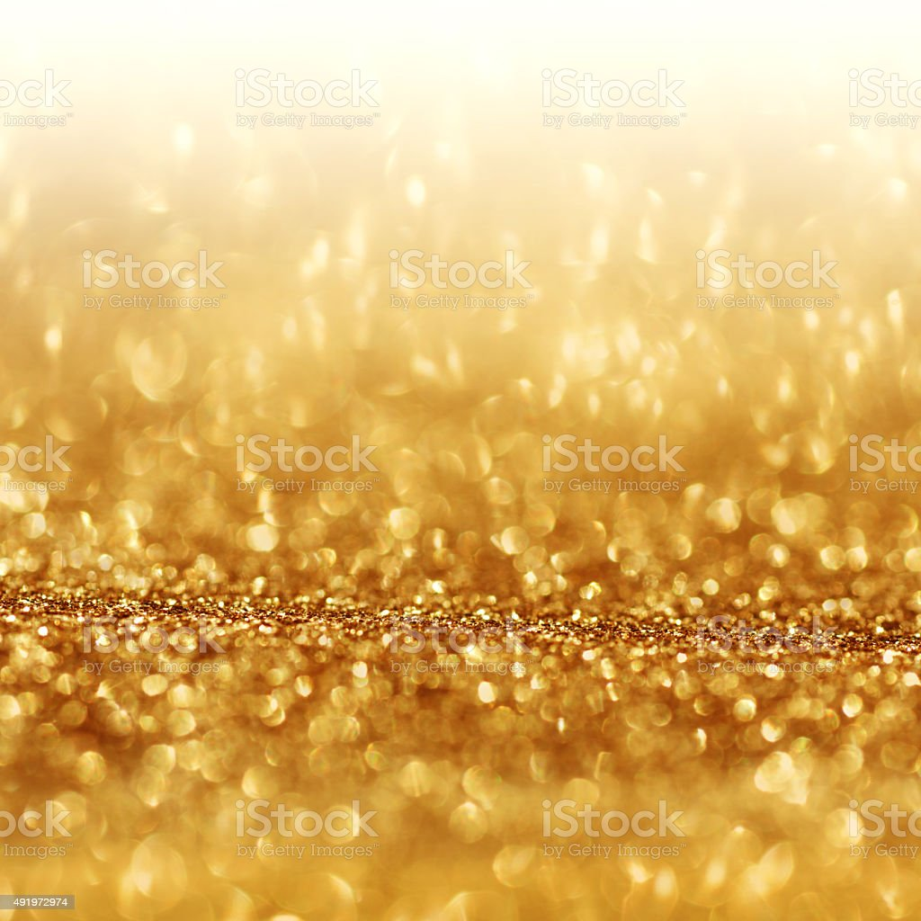 Silver shimmering background stock photo