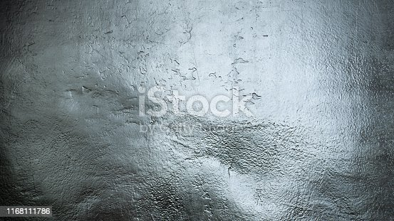 Silver shiny wall abstract background texture, Beatiful Luxury and Elegant