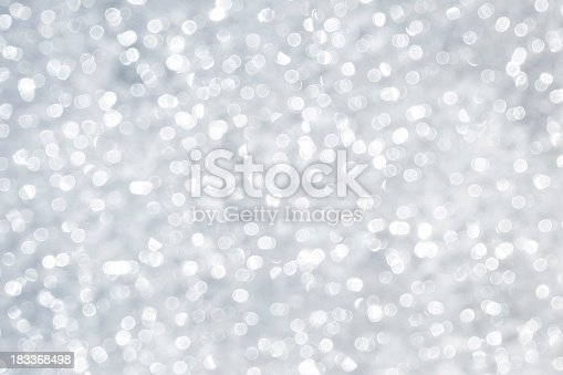 istock Silver sparkles coming from the reflection of the river 183368498