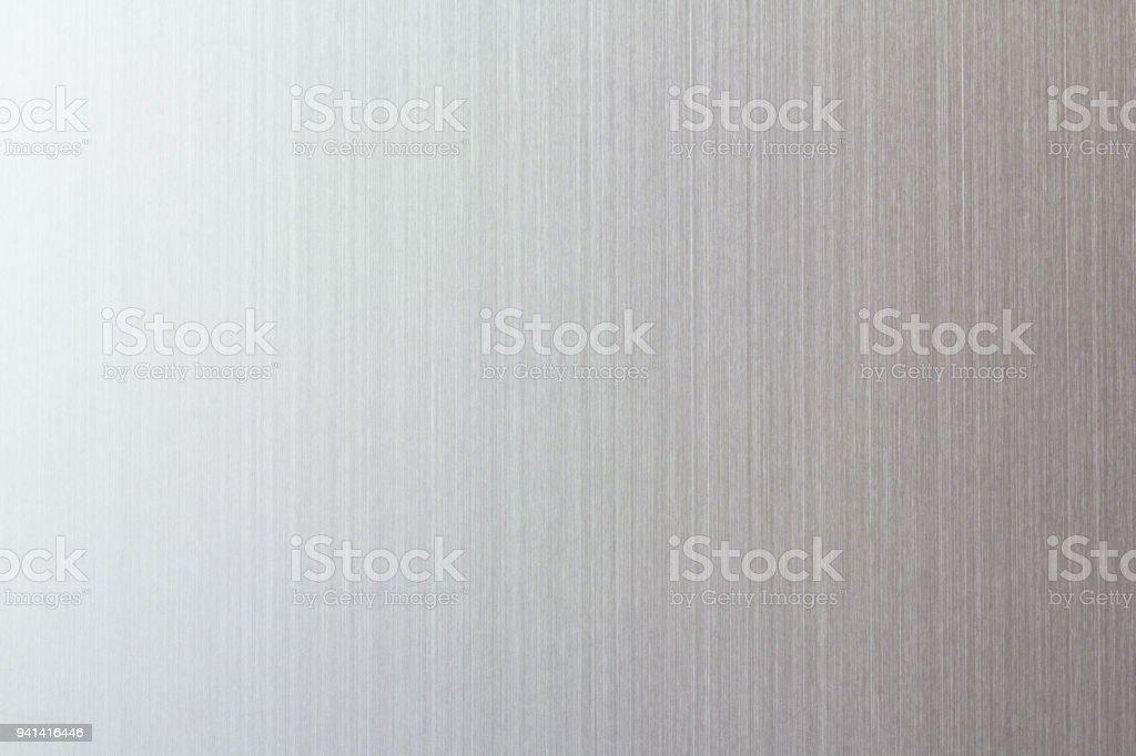 White Aluminium Panel : Silver steel background and texture detail aluminium sheet panel