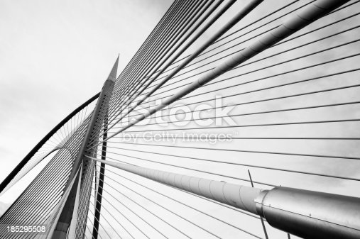 istock silver steel bridge 185295508
