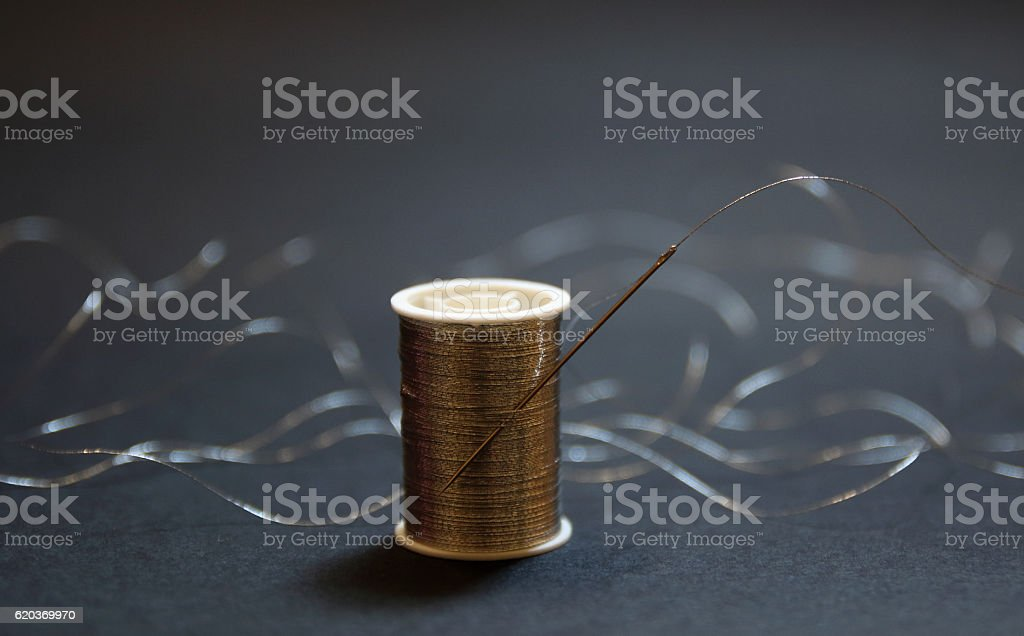 Tópico de prata foto de stock royalty-free