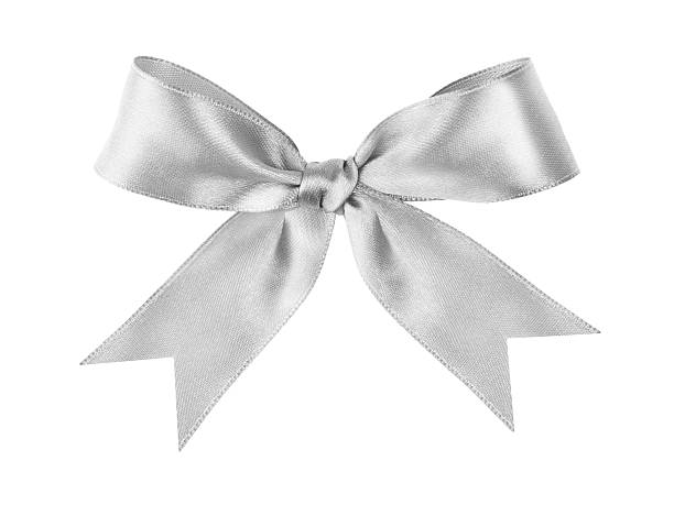 Royalty Free Silver Ribbon Pictures, Images and Stock ...  Royalty Free Si...