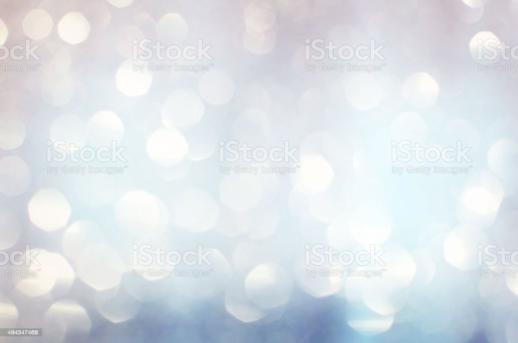 silver white glittering christmas lights blurred abstract backg royalty free stock photo - Silver Christmas Lights