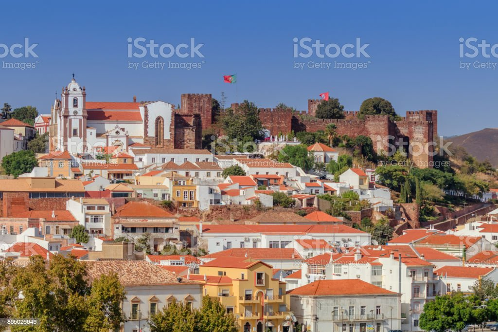 Silves stock photo