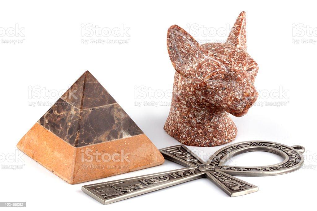 Simbol Egypt royalty-free stock photo