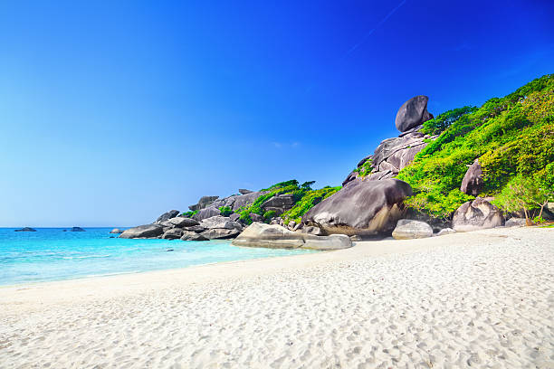 Similan-rock island – Foto