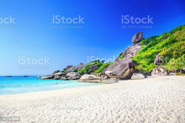 Similan Rock Island Stock Photo - Download Image Now