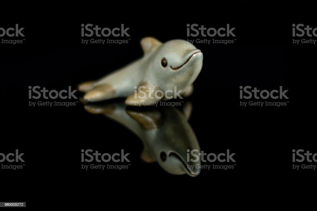 I simpatici Animali marini stock photo