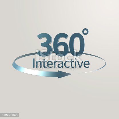 istock Simple and various 3d arrows 955631622