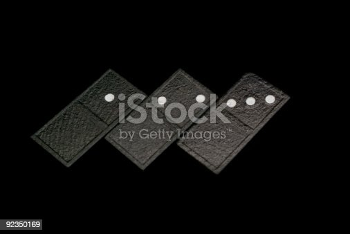 istock Simple as 123 black 92350169