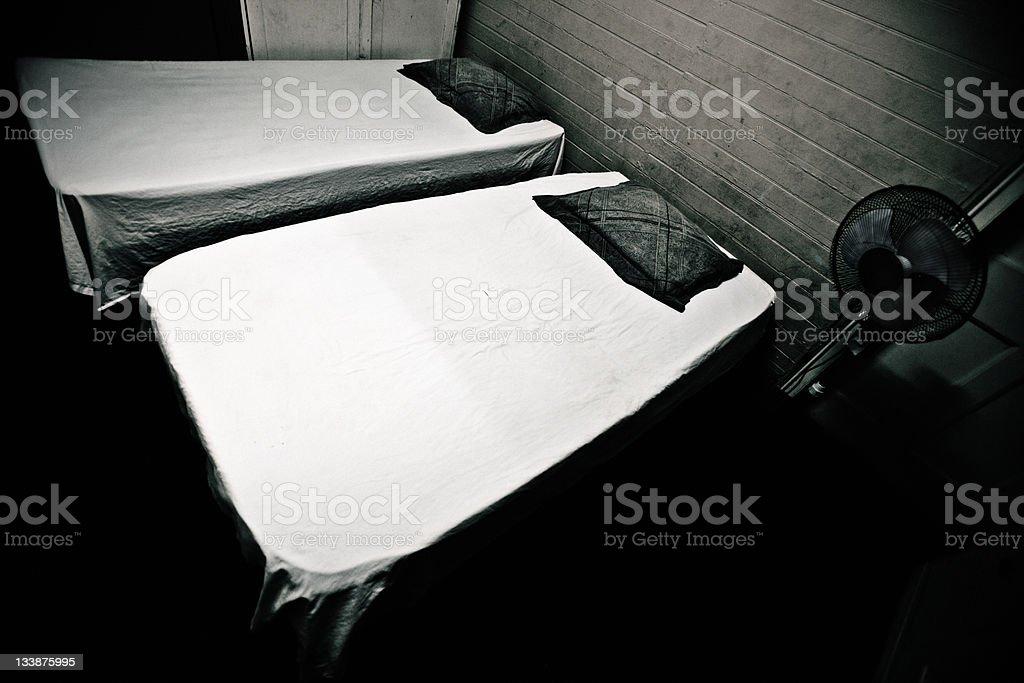 Einfache Schlafzimmer – Foto