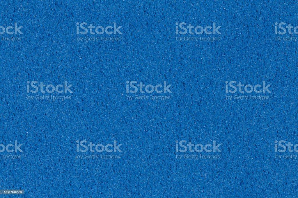 Simple blue ethylene vinyl acetate EVA texture stock photo