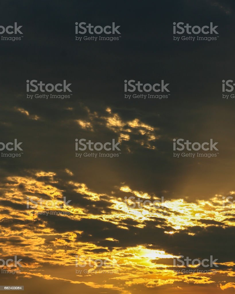 A simple cloud background as shot in Quebec. royalty-free stock photo