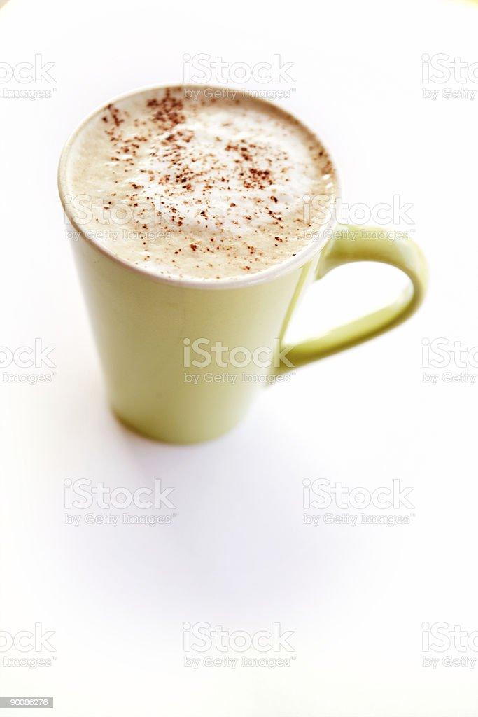 Simple Coffee royalty-free stock photo
