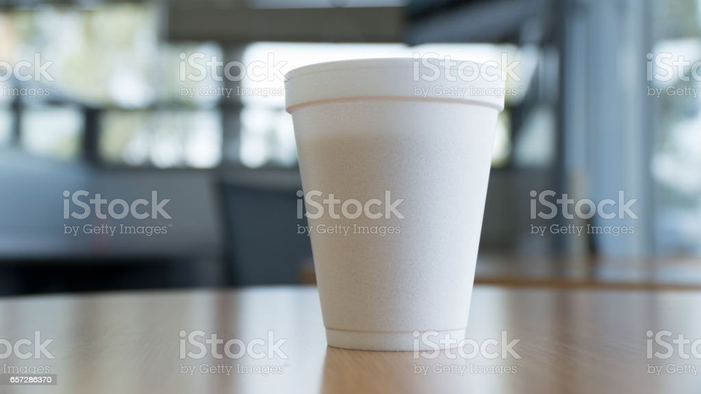 simple cup of coffee - foto de stock