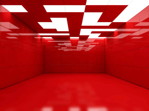 Royalty Free Red Room Pictures, Images and Stock Photos - iStock