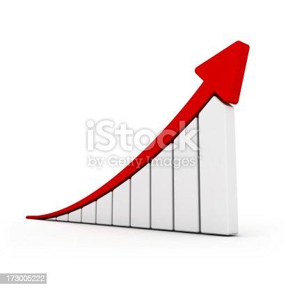 istock simple graph 173005222