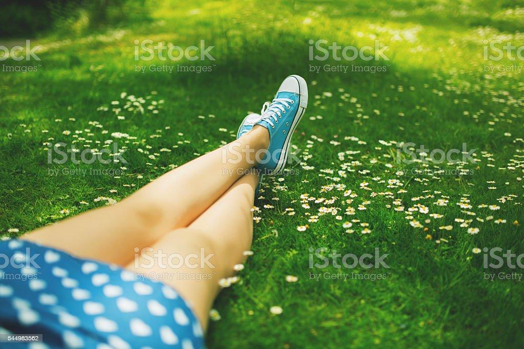 Simple Joys stock photo