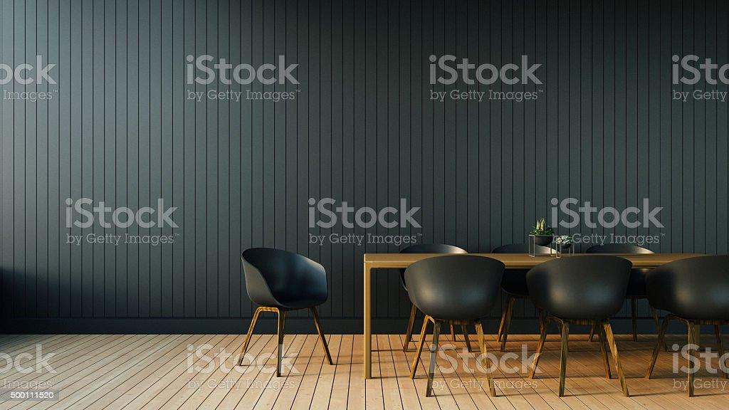 Simple of Working and Dining set Modern