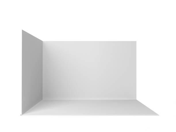 stand de comercio simple mostrar - stand fotografías e imágenes de stock
