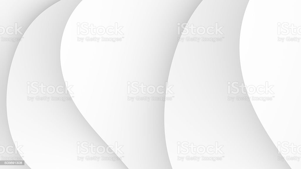 Simple white abstract background stock photo