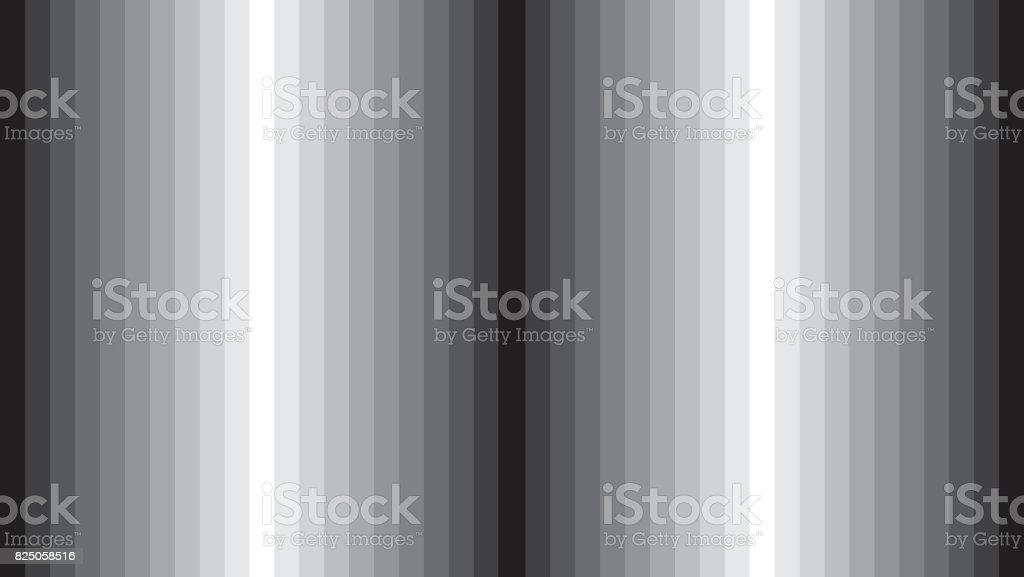 simply abstract gradient background for white grey and black color shade line swatch for web template background stock photo