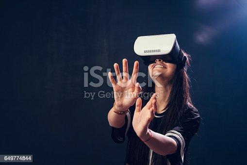 istock VR simulator 649774844