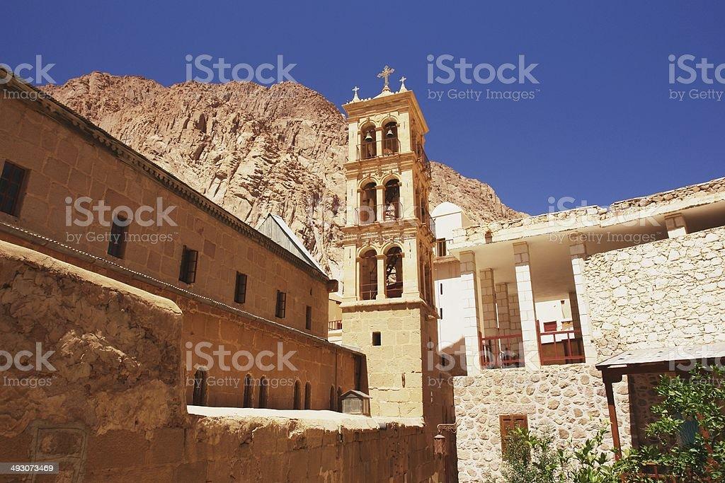 Sinai, Egypt stock photo