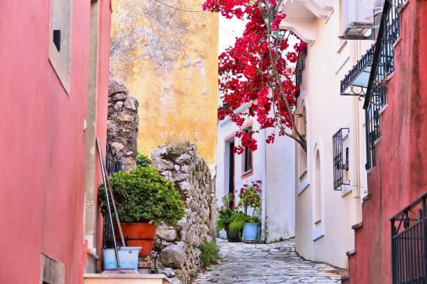 Sinarades Village, Korfu Stadt – Foto