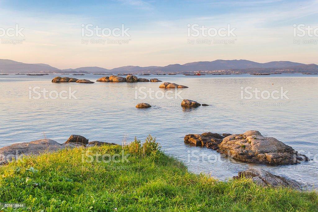 Sinas rocks royalty-free stock photo
