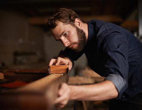 Carpenter stock photos