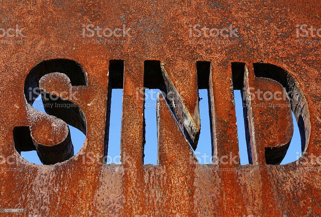 Sind. – Foto