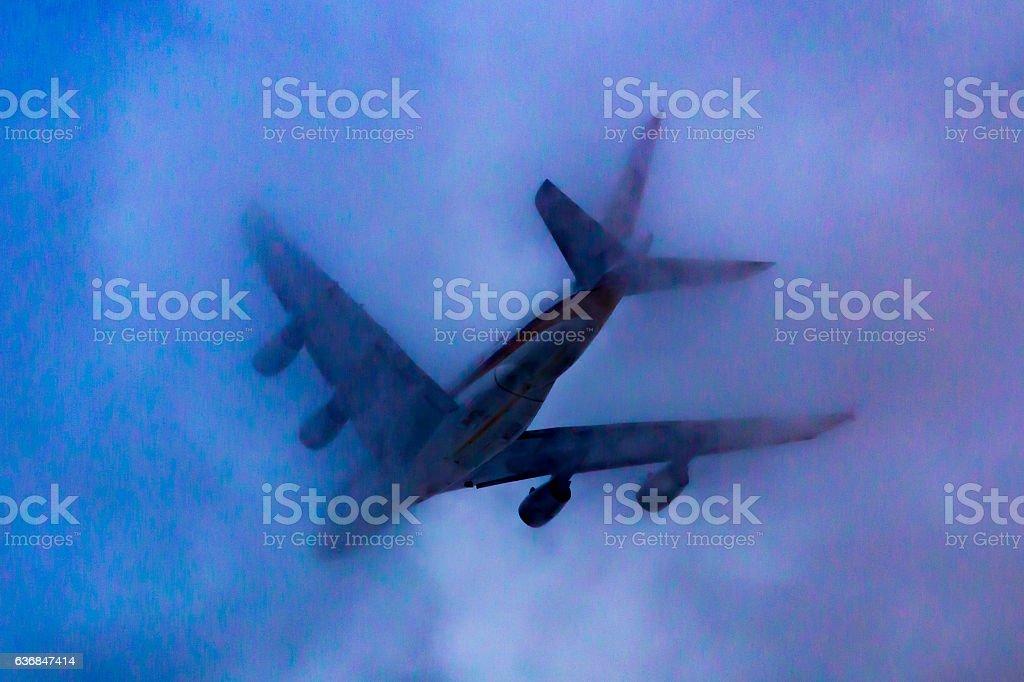 Singapore Airlines A380  - foto de stock