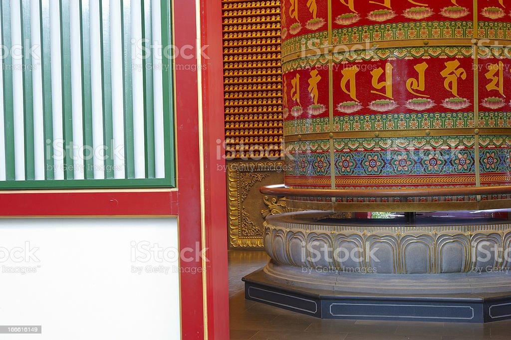 Singapore Buddha Tooth Relic Temple stock photo