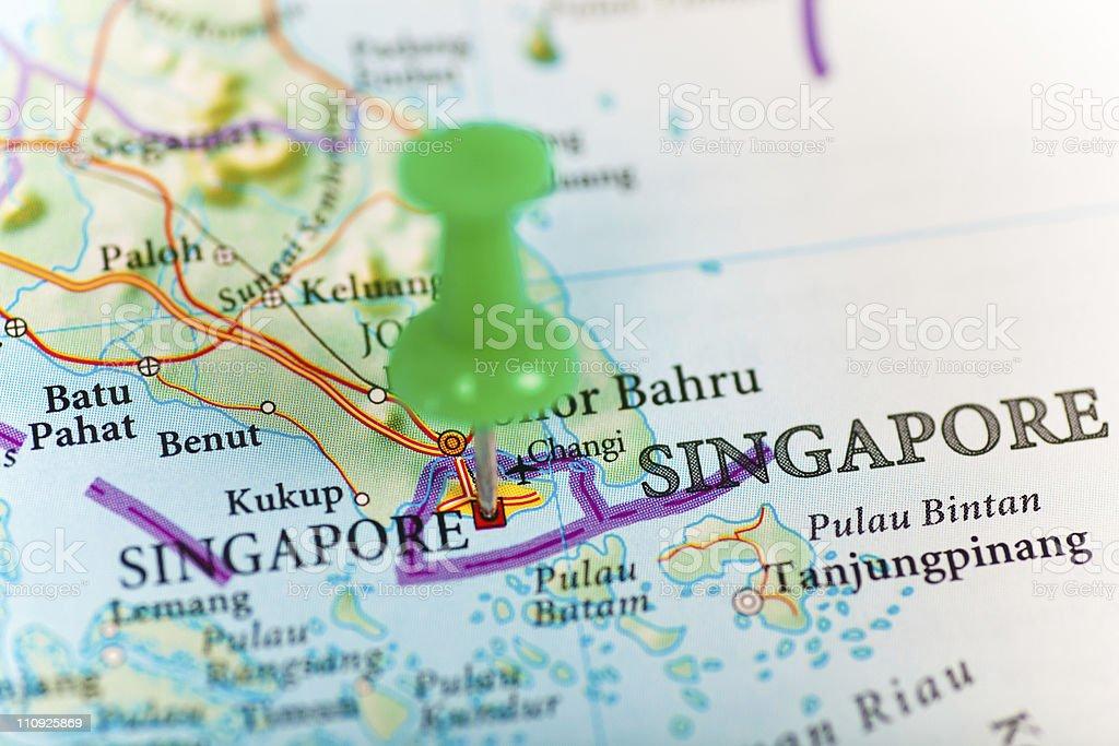 Singapore royalty-free stock photo