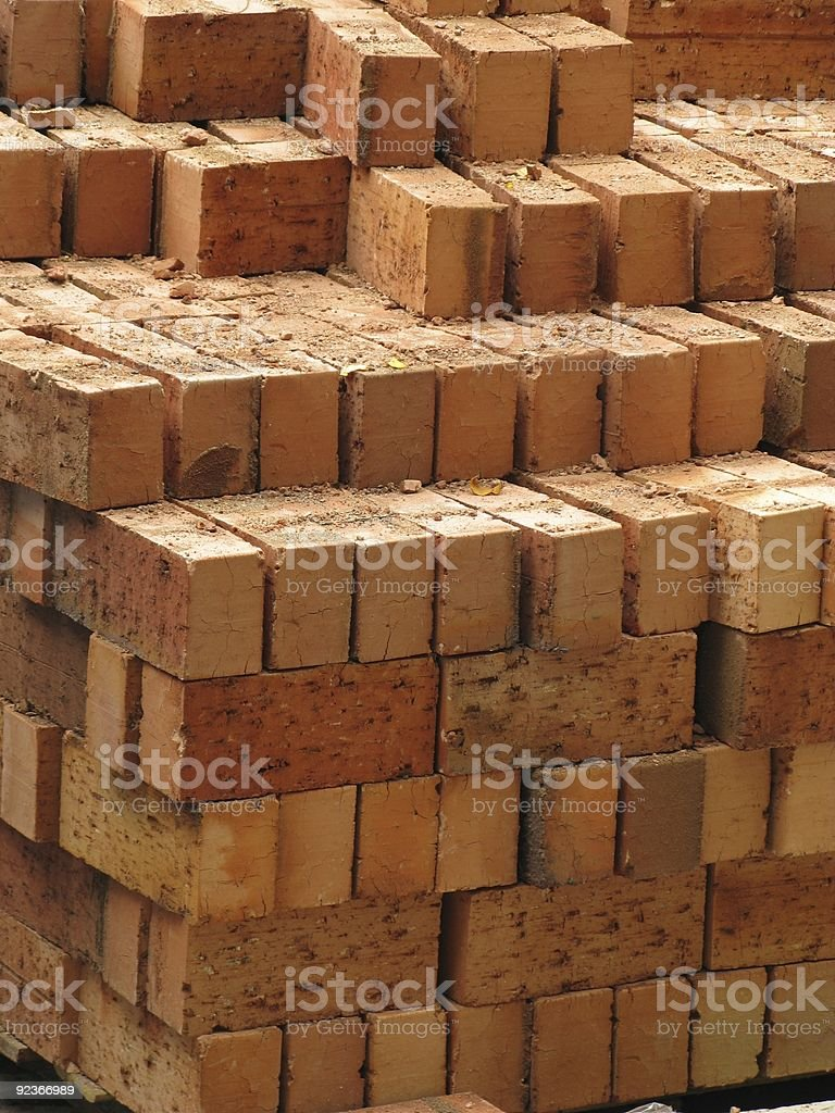 Singapore Red Bricks royalty-free stock photo