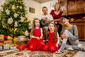 istock Singing Christmas Songs 626058210