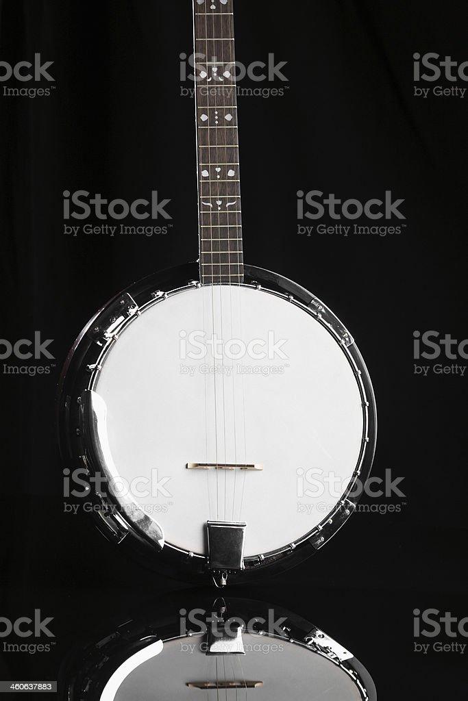 Único banjo - foto de acervo