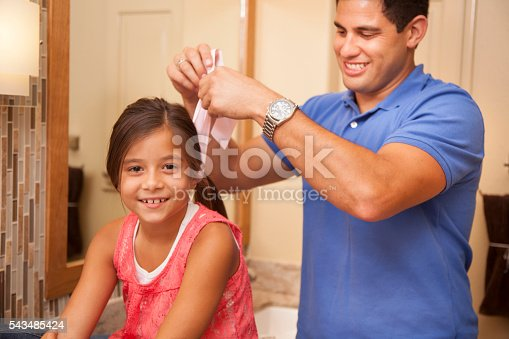 Dating single father with daughter in bathroom